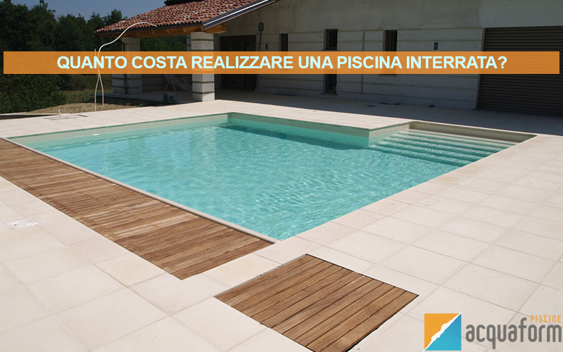 Quanto costa realizzare una piscina interrata piscine - Quanto costa piscina interrata ...