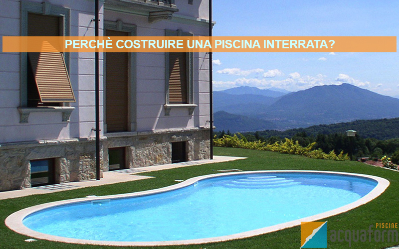 Quanto costa realizzare una piscina excellent costo di una piscina in cemento armato with - Costo piscina interrata ...